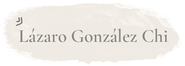 Pook - Lázaro González Chi